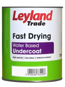 Leyland Trade Fast Drying Undercoat - Colour Match