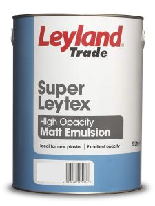 Leyland Trade Super Leytex - Colour Match