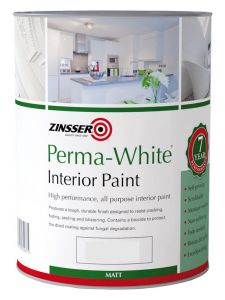 Zinsser Perma-White® Interior Matt - Colour Match