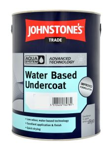 Johnstones Trade Aqua Water Based Undercoat - Colour Match