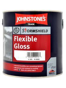 Johnstones Trade Stormshield Flexible Gloss - Colour Match