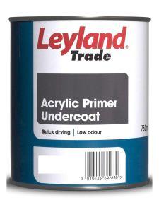 Leyland Trade Acrylic Primer Undercoat