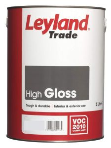 Leyland Trade High Gloss Ready Mix