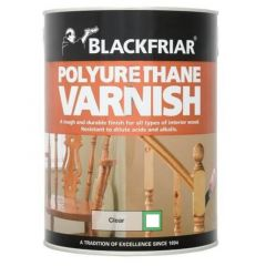 BlackFriar Polyurethane Varnish Clear