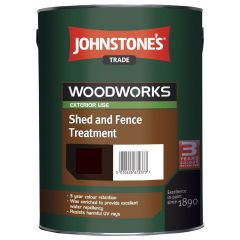 Johnstone's Woodworks Shed & Fence Treatment