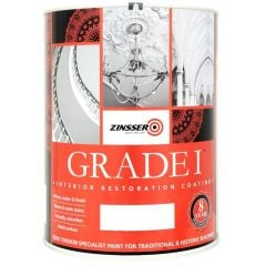 Zinsser Grade 1 Paint - Colour Match