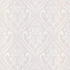 Blenheim Glitter Damask Wallpaper Pink