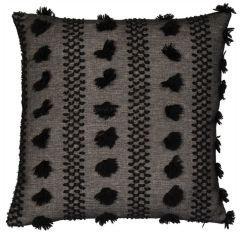 Malini Tazanna Black Cushion