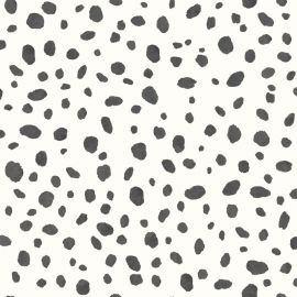 Dalmatian Black & White Wallpaper