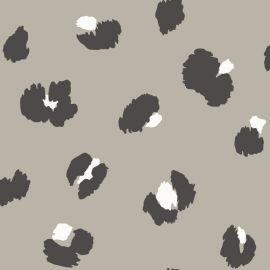 Large Leopard Spot Wallpaper