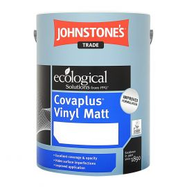 Johnstones Trade Covaplus Vinyl Matt Paint