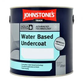 Johnstones Aqua Undercoat Paint