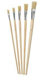 Fitch Flat Pure Bristle Brush
