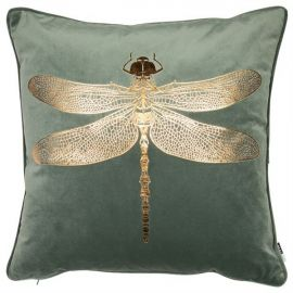 Malini Dennis Copper Cushion