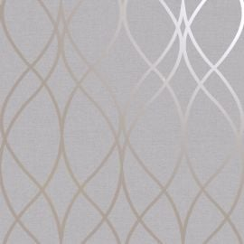 Duo Wave DCO Exclusive Wallpaper Champagne