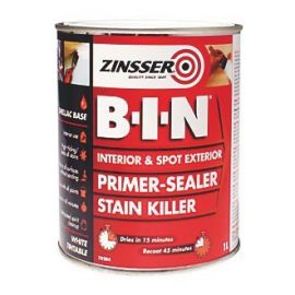 Zinsser B-I-N White 1L