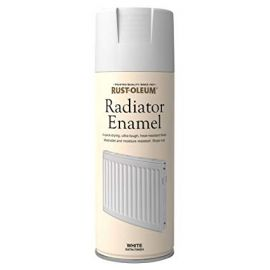 Rust-oleum Radiator Enamel White
