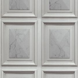 Erismann Imitations Marble Wallpaper Grey