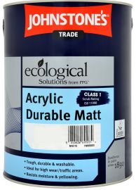 Johnstones Trade Acrylic Durable Matt - Colour Match *DARKER COLOURS NOT AVAILABLE*