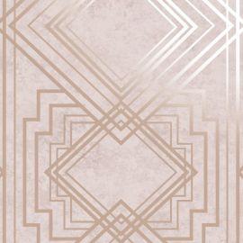Delano Geometric Wallpaper