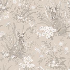 Countryside Wildlife Garden Wallpaper