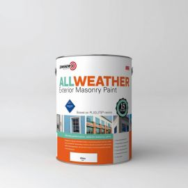 Zinsser AllWeather Exterior Masonry Paint - Colour Match