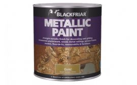 Blackfriar Interior/Exterior Metallic Paint