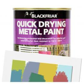 BlackFriar Quick Dry Metal Paint