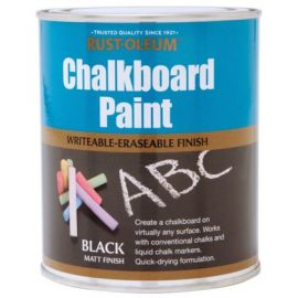 Rust-Oleum Chalkboard Paint 750ml
