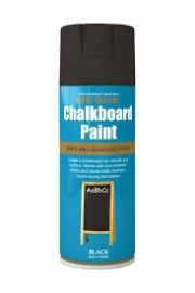 Rust-oleum Chalkboard Paint Aerosol 400mls