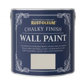 Rust-Oleum Chalky Finish Wall Paint