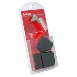ProDec 4 Piece Caulking Tool Kit PLDT010
