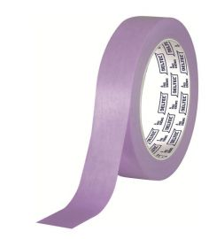 Professional Delicate Low Tac Decorating Masking Tape Purple