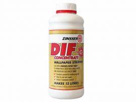 Zinsser Dif Wallpaper Stripper Concentrate 1L