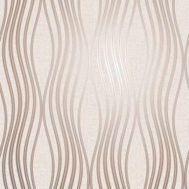 Quartz Wave Glitter Wallpaper
