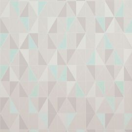 Geometric Triangle Tile Wallpaper