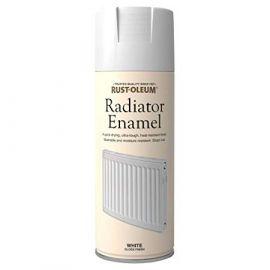 Rust-oleum Radiator Enamel White Gloss Finish