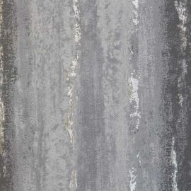 Vesuvius Industrial Texture Wallpaper Grey