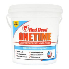 Red Devil One Time Filler 500g