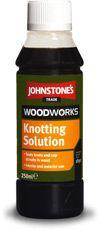 Johnstones Woodworks Knotting Solution