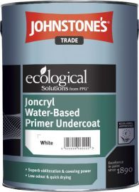 Johnstone's Joncryl Water Based Primer Undercoat - White