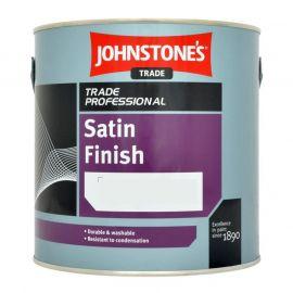 Johnstone's Trade Satin Finish - Colour Match