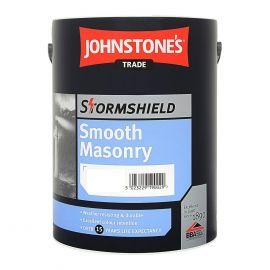 Johnstone's Trade Stormshield Smooth Masonry Paint
