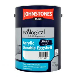 *Out of Stock of Darker Colours - Pale Colours Only* Johnstone's Trade Acrylic Durable Eggshell - Colour Match