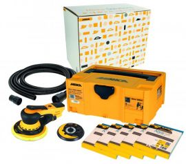 Mirka Deros 5650XCV 110V Deco Solution Kit - KIT1503CDMUL
