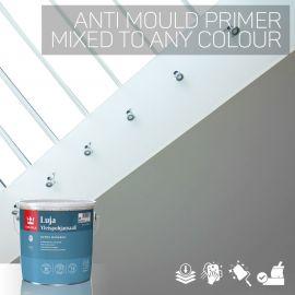 Tikkurila Luja Primer for Bathroom Walls & Woodwork - Colour Match