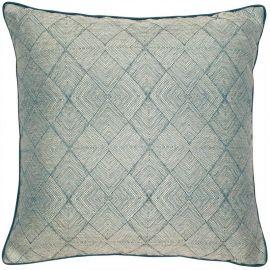 Malini Benzir Teal Cushion