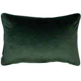 Malini Luxe Rectangle Pinegreen Cushion