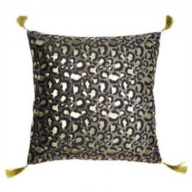 Malini Amur Leopard Cushion