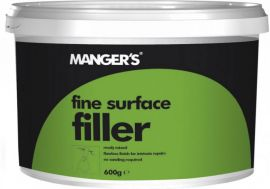 Mangers Fine Surface Filler 600g